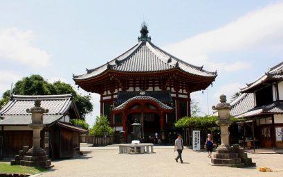 la visite de Nara en Asie du Sud Est